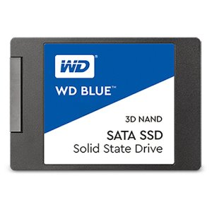 [Western Digital] Blue 3D SSD Series 500GB TLC